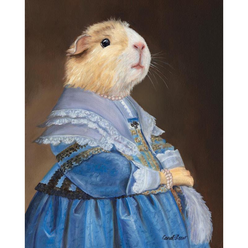 Lady Guinea Pig